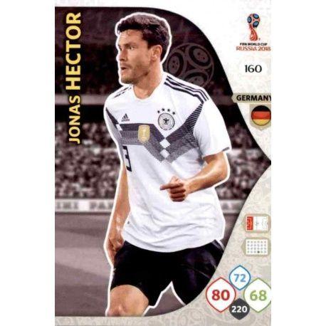 Jonas Hector Alemania 160