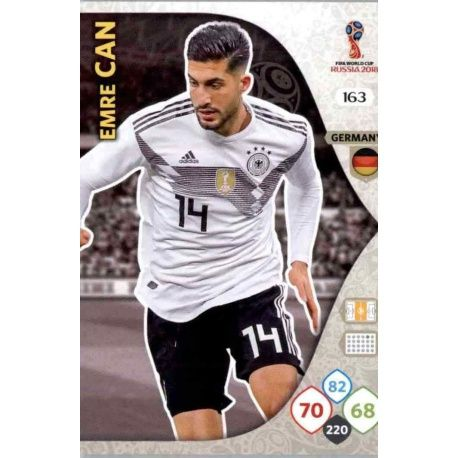Emre Can Alemania 163
