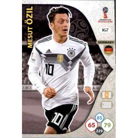 Mesut Özil Alemania 167