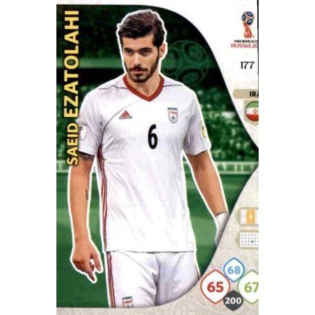 Saeid Ezatolahi Irán 177