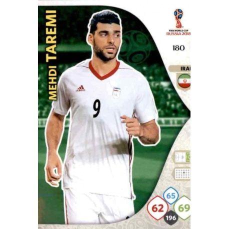 Mehdi Taremi Irán 180