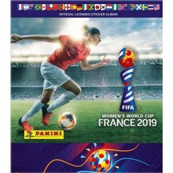 Colección Panini Fifa Women's World Cup France 2019