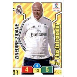 Zinedine Zidane Nuevo Plus Entrenador 483 Bis