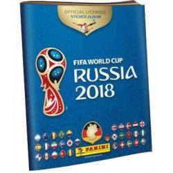 Colección Panini Fifa World Cup Russia 2018 - Edición Alemana Colecciones Completas