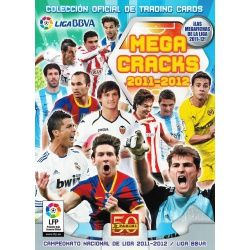 Collection Panini Megacracks 2011-12Complete Collections