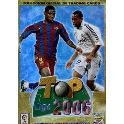 Colección Mundicromo Top Liga 2006 Colecciones Completas
