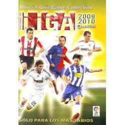 Collection Mundicromo Quiz Game Liga 2009 2010 Complete Collections