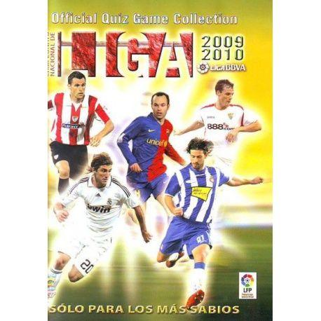 Colección Mundicromo Quiz Game Liga 2009 2010