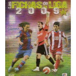 Colección Mundicromo Las Fichas de La Liga 2009 Colecciones Completas