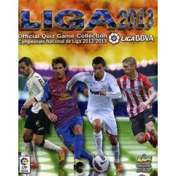Colección Mundicromo Liga 2013 Official Quiz Game Collection