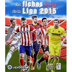 Collection Mundicromo Las Fichas Quiz Liga 2015