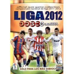Colección Mundicromo Liga 2012 Official Quiz Game Collection Colecciones Completas