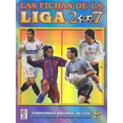 Colección Mundicromo Las Fichas De La Liga 2007 Platinum