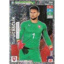 Tomáš Vaclik Goal Stopper 299 Adrenalyn XL Road To Uefa Euro 2020
