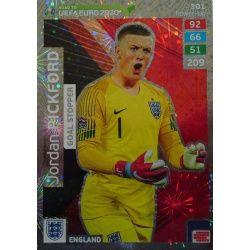 Jordan Pickford Goal Stopper 301 Adrenalyn XL Road To Uefa Euro 2020