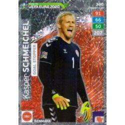 Kasper Schmeichel Goal Stopper 300 Adrenalyn XL Road To Uefa Euro 2020