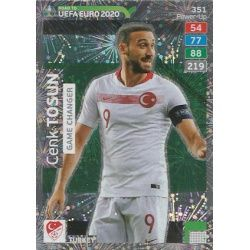 Cenk Tosun Game Changer 351 Adrenalyn XL Road To Uefa Euro 2020