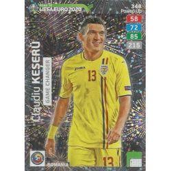 Claudiu Keșerü Game Changer 348 Adrenalyn XL Road To Uefa Euro 2020