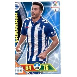 Camarasa Alavés 8Adrenalyn XL La Liga 2016-17