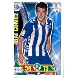 Ibai Gómez Alavés 11Adrenalyn XL La Liga 2016-17