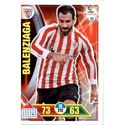 Balenziaga Athletic Club 23 Adrenalyn XL La Liga 2016-17