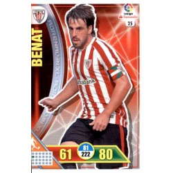 Beñat Athletic Club 25 Adrenalyn XL La Liga 2016-17