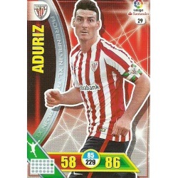 Aduriz Athletic Club 29 Adrenalyn XL La Liga 2016-17