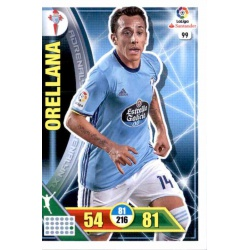 Orellana Celta 99 Adrenalyn XL La Liga 2016-17