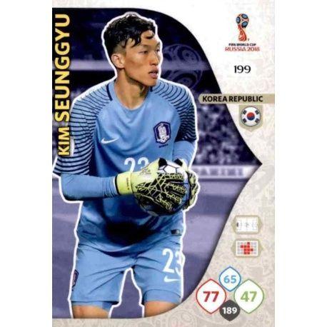 Kim Seung-Yu Corea del Sur 199