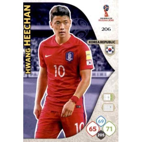 Hwang Hee-Chan Corea del Sur 206