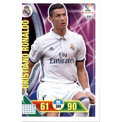 Cristiano Ronaldo Real Madrid 227