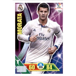 Morata Real Madrid 234 Adrenalyn XL La Liga 2016-17