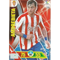 Amorebieta Sporting 310 Adrenalyn XL La Liga 2016-17