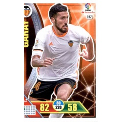 Garay Valencia 327 Adrenalyn XL La Liga 2016-17