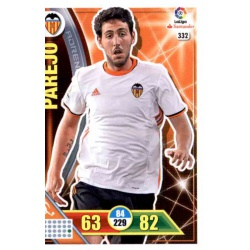 Parejo Valencia 332 Adrenalyn XL La Liga 2016-17
