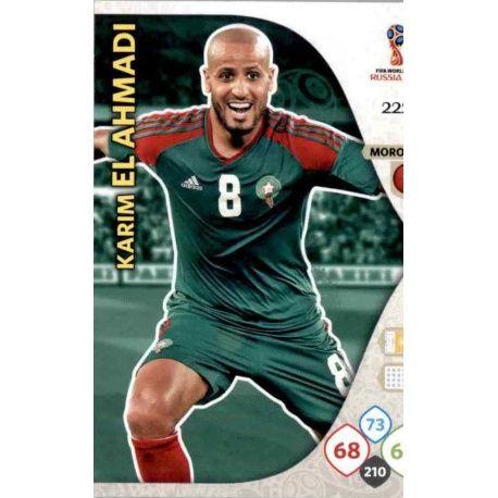 Karim El Ahmadi Marruecos 222