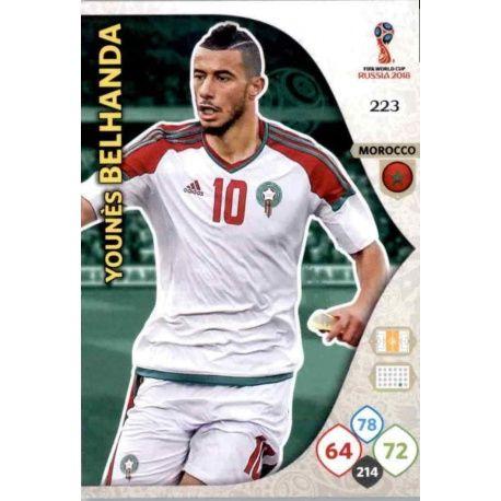 Younés Belhanda Marruecos 223
