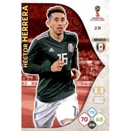 Héctor Herrera Méjico 231