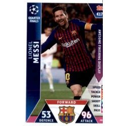 Lionel Messi Barcelona OD27