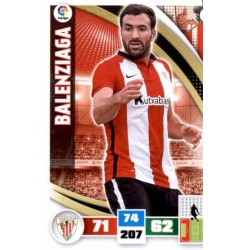 Balenziaga Athletic Club 5 Adrenalyn XL La Liga 2015-16