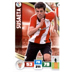 Susaeta Athletic Club 8 Adrenalyn XL La Liga 2015-16