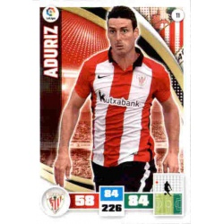 Aduriz Athletic Club 11 Adrenalyn XL La Liga 2015-16