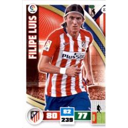 Filipe Luis Atlético Madrid 23 Adrenalyn XL La Liga 2015-16