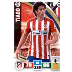 Tiago Atlético Madrid 25 Adrenalyn XL La Liga 2015-16