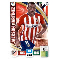Jackson Martínez Atlético Madrid 29 Adrenalyn XL La Liga 2015-16