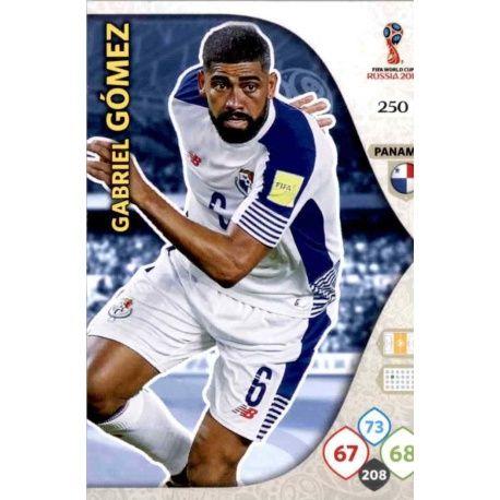 Gabriel Gómez Panamá 250
