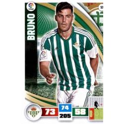 Bruno Betis 57 Adrenalyn XL La Liga 2015-16