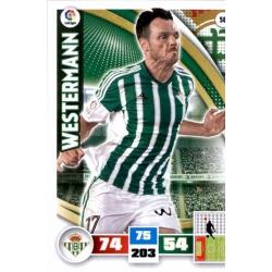Westermann Betis 58 Adrenalyn XL La Liga 2015-16