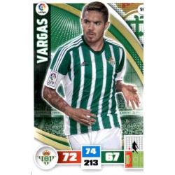 Vargas Betis 59 Adrenalyn XL La Liga 2015-16
