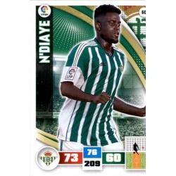 N'Diaye Betis 60 Adrenalyn XL La Liga 2015-16